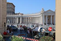 Towards Vatican (haberlea) Tags: rome vatican architecture