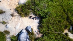 Drone, Bringing Men Together (alfredsridar) Tags: dji mavic pro air phantom spark inspire drone malaysia travel adventure hill hiking
