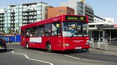 Darting On For Longer (londonbusexplorer) Tags: london united ratp group dennis dart slf plaxton pointer dps30713 sn55hku h98 hayes end hounslow bus station tfl buses