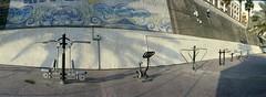IMG_20180210_0005 (anyera2015) Tags: ceuta panorámica panorama noblex 135s 135 kodak portra 400nc caducado expired playa noblex135s kodakportra400nc gimnasia aparatosdegimnasia