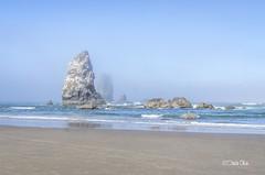 Haystack Rock (songyol) Tags: songyol sony cannonbeach oregon haystackrock