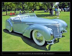 1937 Delahaye 145 Roadster by Franay (sjb4photos) Tags: 2018stjohnsconcours 1937delahaye145 artdeco