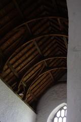 Holy Cross Abbey (IV) (dididumm) Tags: church holycrossabbey roof rooftruss timber holz dachstuhl konstruktion dach abtei kloster kirche holycross mainistirnacroisenaofa tipperary ireland irland