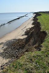 DSC_0152 (.Martin.) Tags: happisburgh coast norfolk sea seaside beach coastal erosion cliff cliffs cley sand rock