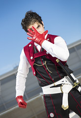_MG_7459 (Mauro Petrolati) Tags: alessandro hijikata toshizou romics 2018 cosplay cosplayer fate grand order
