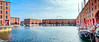 Albert Dock, on 21st April 2018 (Bob Edwards Photography - Picture Liverpool) Tags: albertdock docks liverpool merseyside pavilionsbuildings hartley water waterfroint bobedwardsphotography panorama