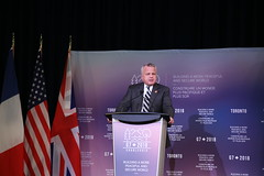 Acting Secretary Sullivan Hosts a Press Conference at the G7 Foreign Ministers' Meeting on Peace and Security (U.S. Department of State) Tags: g7 johnsullivan toronto canada