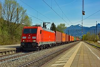 DB Cargo 185 282-1