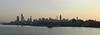 New York City Skyline 2018 (steveve) Tags: manhattanskyline midtownmanhattan lowermanhattan newyorkcity oneworldtradecenter hudsonyards skyscrapers construction norwegiangem hudsonriver