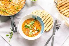 Vegan lentil mushroom curry (thetortillachannel) Tags: recipe cooking curry food vegan vegetarian lentil savory tasty delicious dinner video