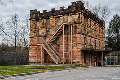 Old Scott County Jail (Back Road Photography (Kevin W. Jerrell)) Tags: oldbuildings scottcounty huntsville tennessee historic jail nationalregisterofhistoricplaces nikond7200 backroadphotography