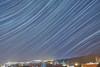 Startrail 01 (TW-10) Tags: startrails nacht stern spur weimar