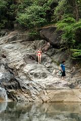 20180407 Samet Chun waterfall 6 (chromewaves) Tags: fujifilm xt20 khanom thailand xf 1855mm f284 r lm ois samet chun