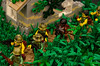 Vietnam ([C]oolcustomguy) Tags: lego vietnam grunts citizenbrick citizen brick brickarms arms green grass war damage building