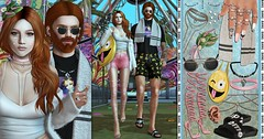 @101 LIFE IS A PARTY, OR YOU HAVE FUN, OR YOU DANCE! (leveebriza) Tags: locktuft fakeicon xenials icposes astralia littlebones osmia chain emarie formanails empire pumec bang overlow gosee minimal swallow yu versov kibitz cynful reign lttlsmll dazed epiphany equal10 rebellion mensonlymonthy slink catwa bloom collabor88 quirky theseasonstory mercier blush theclique kustom9 justmagnetized maitreya blog second life