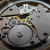 (Never trust a cat) Tags: clock clockmechanism komandirskie ruby