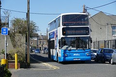 2890 Newtownards 21/04/18 (Csalem's Lot) Tags: bus ulsterbus newtownards 2890 7 alx400