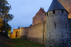 Carcassonne (1) / Occitania / França / France / Francia [Explorer 20-07-18] # 141 (Ull màgic (+1.500.000 views)) Tags: carcassonne carcasona frança france francia occitania citémédiévale muralla ciudadela torre porta pont teulades tejados fuji xt1