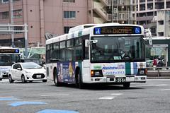 Nishitetsu 7920 (Howard_Pulling) Tags: fukuoka bus buses japan japanese howardpulling