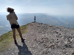 On Blencathra (Bridgit Weekes) Tags: mountains lakedistrict cumbria blencathra view walk hike summit