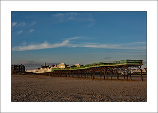Lytham St Annes Pier