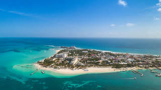 A Glimpse of Isla Mujeres, Mexico