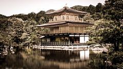 Kinkaku-Ji (金閣寺) (Gerald Ow) Tags: 金閣寺 kinkakuji zen buddhist temple kyoto 京都 golden pavilion japan 日本 geraldow sony ilce7rm2 fe 2470mm f28 gm gmaster a7rii a7rm2