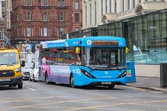 67055 SN65ZDT First Glasgow (busmanscotland) Tags: 67055 sn65zdt first glasgow sn65 zdt ad adl alexander dennis e20d enviro200 mmc