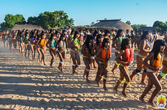 Kuarup - aldeia Kamayurá © Hilda Azevedo-3 (Funai - Fundação Nacional do Índio) Tags: kamayura29082018 kuarup presidentedafunaiwallacebastos