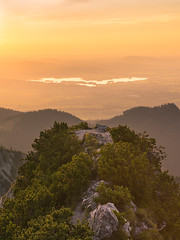 Staffelsee View (redfurwolf) Tags: herzogstand bavaria germany walchensee mountain mountaintop staffelsee landscape sunset nature outdoor travel hiking sky rock redfurwolf sonyalpha a7rm3 sony