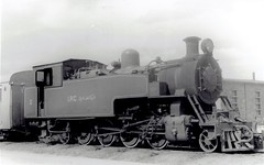 Iraq Railways - Iraq Petroleum Company 2-8-4ST steam locomotive Nr. 2 (Hudswell Clarke 1853 / 1951) at Kirkuk (كركوك) in 1967 (HISTORICAL RAILWAY IMAGES) Tags: iraq railways train steam locomotive hudswell clarke 284 kirkuk العراق كركوك ipc