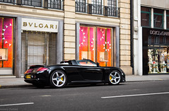 Carrera GT (Aimery Dutheil photography) Tags: porsche carreragt carrera gt porschecarreragt cgt v10 german supercar london londoncars londonsupercars exotic fast speed amazing canon 6d