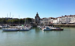 La Rochelle en Août !!!
