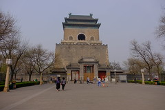 XE3F1509 - Zhonglou – El Campanario - Bell Tower of Beijing (Enrique R G) Tags: zhonglou – el campanario bell tower beijing pekín china fujixe3 fujinon18135