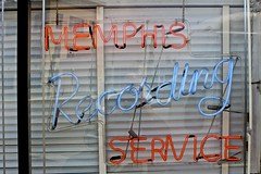 hallowed ground (i saw the Sign) Tags: selfie memphisrecordingservice sunstudio memphis tennessee tn neon window reflection office sign signage