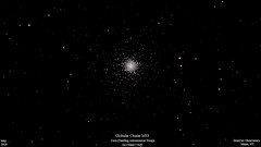 M53_May2018_HomCavObservatory_ReSizedDown2HD (homcavobservatory) Tags: homcav observatory messier m53 globular cluster 8inch f7 criterion reflector canon 700d t5i dslr losmandy g11 mount gemini 2 80mm shorttube refractor asi290mc autoguider phd2 astronomy astrophotography