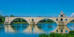 Pont Saint-Bénézet (Scottmh) Tags: 2018 europe saintbénézet avignon d7100 du france june nikon pont rhone river summer travel water