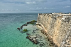 Fort on Mozambique Island