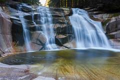 212-07_07_2018-07_05_33 (krzysztof.poleszak) Tags: mumlavafalls landscape czechrepublic czechy longexposure nature waterfall wodospad harrachov libereckýkraj cz