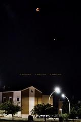 Lunar eclipse 2018 Sardinia (clausterrible) Tags: sardinia fullmoon red eclipse2018 lunareclipse mars stars sonylenses 55210oss sonya5100 sony