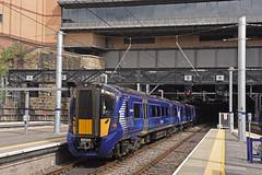 New Trains for Queens Street (garstangpost.t21) Tags: 385104 scotrail glasgowqueenstreet 1r48 hitachi edinburgh