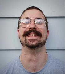 Porch hangout (autoworks31) Tags: photographer photography street portrait streetphotography hipster moustache glasses