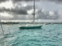 #guadeloupe (nathbuisson) Tags: caraïbes sea boat guadeloupe