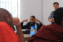 DDA Training Session (pingosforum) Tags: datadrivenadvocacy pacttanzania pactwashington dda wildaf