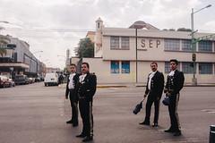 Mexico City Mariachis (Frederik Trovatten) Tags: mariachi mariachis mexico mexicocity cdmx streetphotography street streetphoto streetphotographer streetportrait portraits mexican band music urban public x100f fuji fujifilm