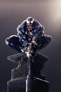 Venom   Statue   Bowen Designs