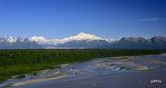 Denali (aka Mount McKinley), Alaska Range (jt893x) Tags: 28300mm d810 jt893x landscape mountains nikon thesunshinegroup coth coth5 sunrays5 ngc