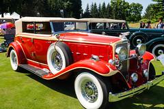 1932 Nash Ambassador by Seamsn (usa011) Tags: nikon 24mm ais nash amc classiccar concours concoursdeleganceofamericaatstjohnsinplymouth michigan
