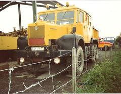 Yellow peril. (pyewacket947) Tags: transport truck leyland martian 6x6 recovery bay292t closterworth lincs