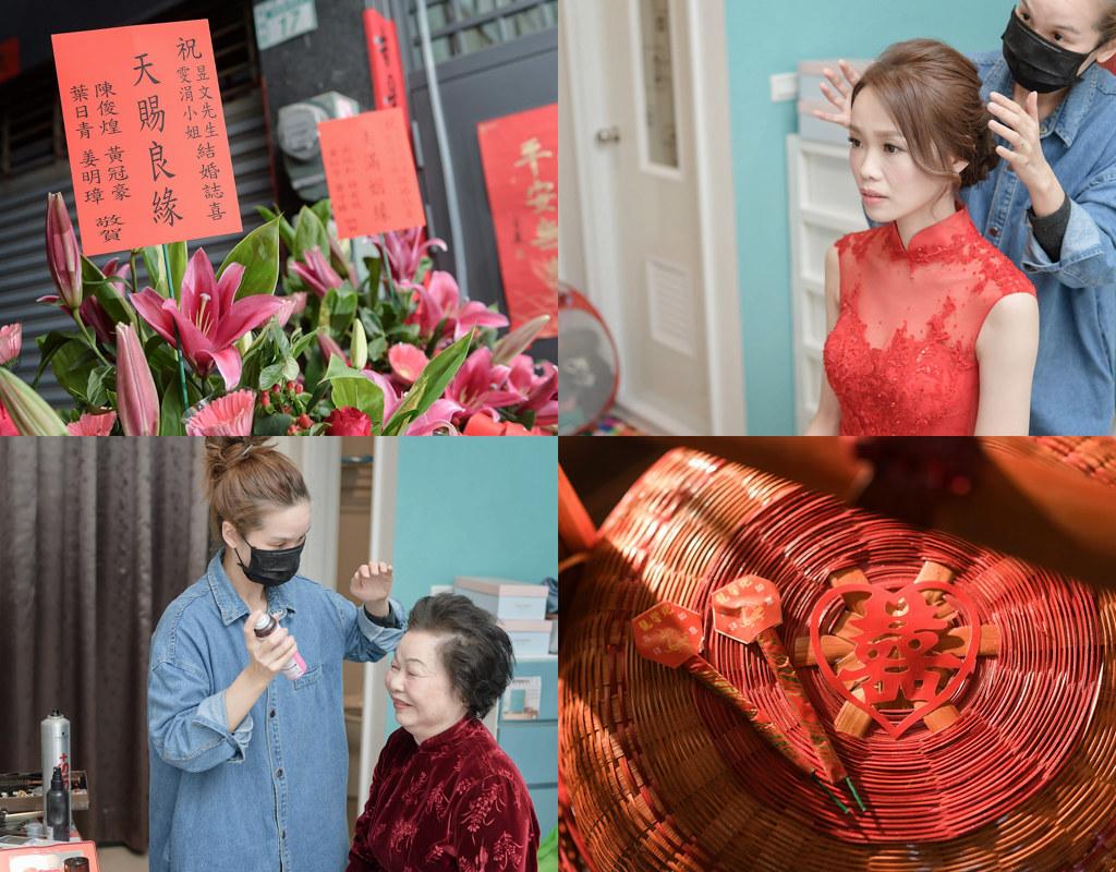 台南婚攝 - 總理大餐廳婚宴!婚禮紀錄-73